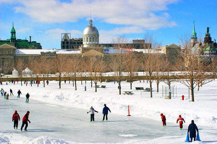 Bonsecours Skating Rink