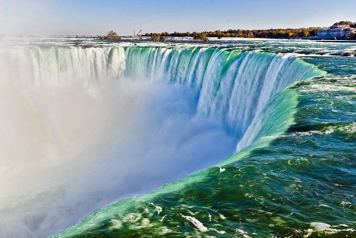 10 TopRated Tourist Attractions in Niagara Falls Canada – Niagara Falls Tourist Attractions Map