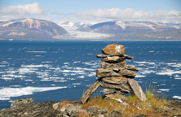 Image result for baffin island summer canada