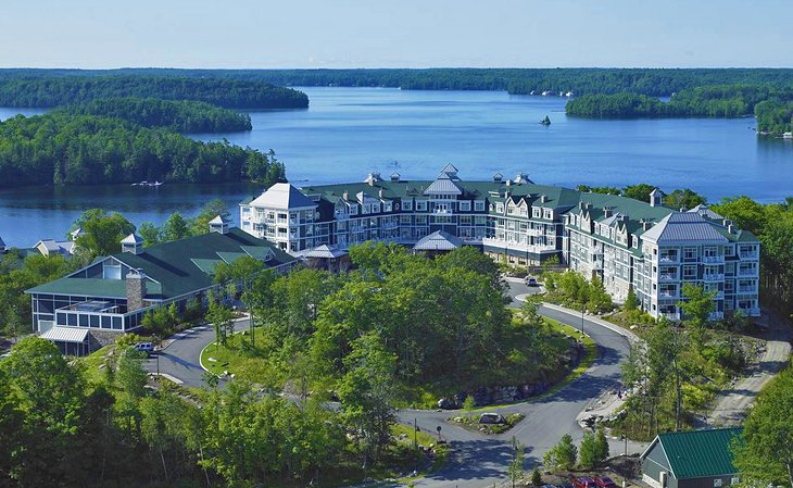 11 Top-Rated Resorts in Muskoka | PlanetWare