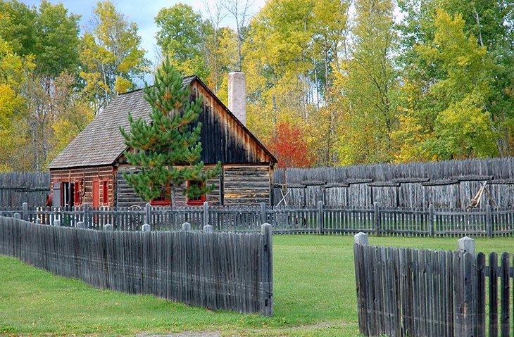 Parque histórico de Fort William