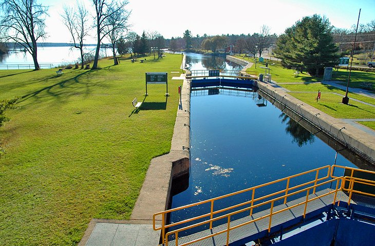 Trent-Severn Waterway National Historic Site of Canada