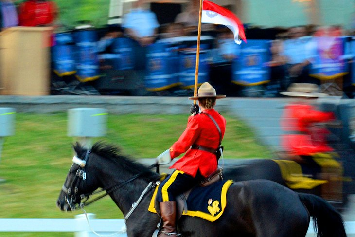 RCMP Musical Ride Centre