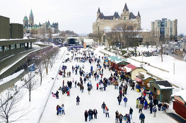 Exploring The Historic Rideau Canal A Visitor S Guide Planetware