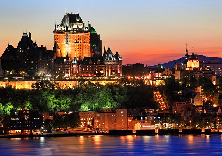 10 TopRated Tourist Attractions in Upper Town Quebec City – Quebec Tourist Attractions Map
