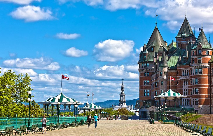 14 TopRated Tourist Attractions in Quebec City – Quebec Tourist Attractions Map