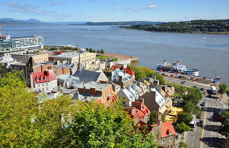 14 TopRated Tourist Attractions in Quebec City – Tourist Map Of Quebec City