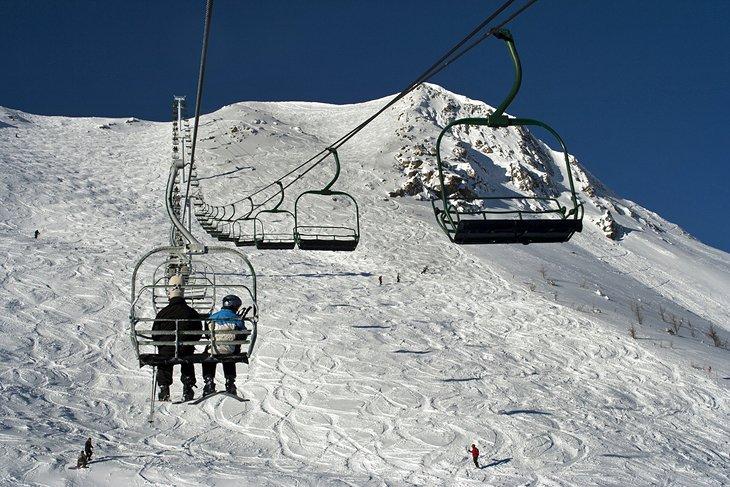 Station de ski du lac Louise
