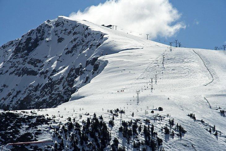 Station de ski et de snowboard Sunshine Village