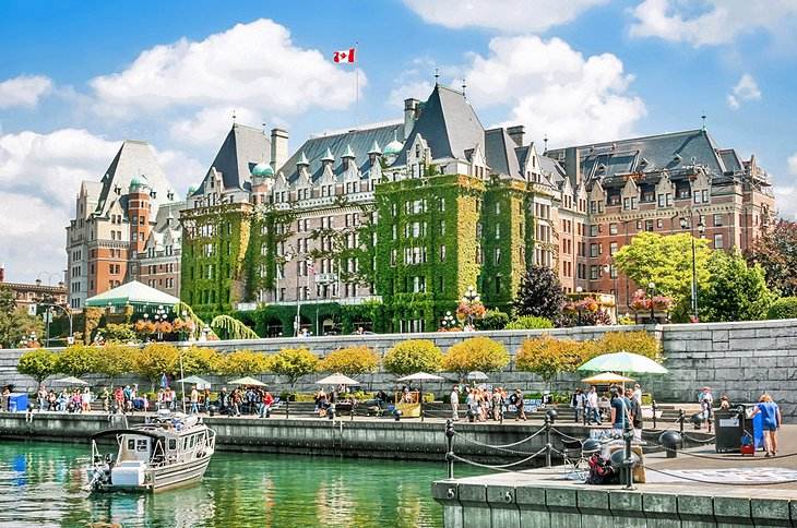 12 top rated tourist attractions in victoria british columbia fairmont empress hotel sciox Gallery