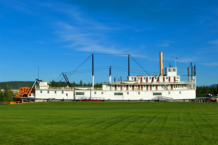 SS Klondike II National Historic Site