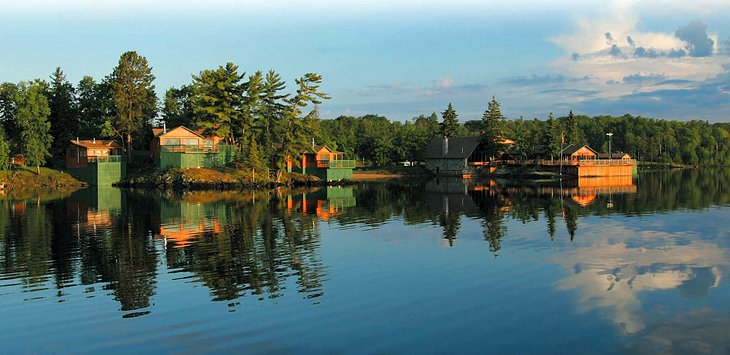 8 top rated fishing lodges in ontario planetware