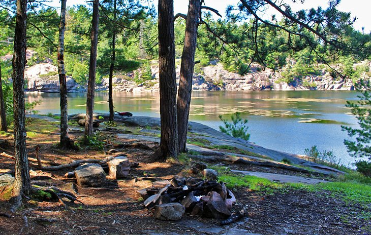 RV Parks in Killarney, Ontario - Top 4 Campgrounds near