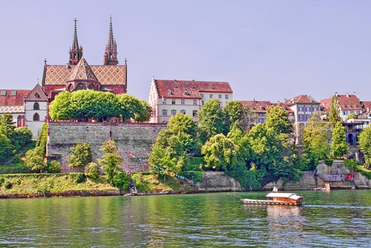 15 Top Tourist Attractions in Basel and Easy Day Trips – Basel Tourist Map