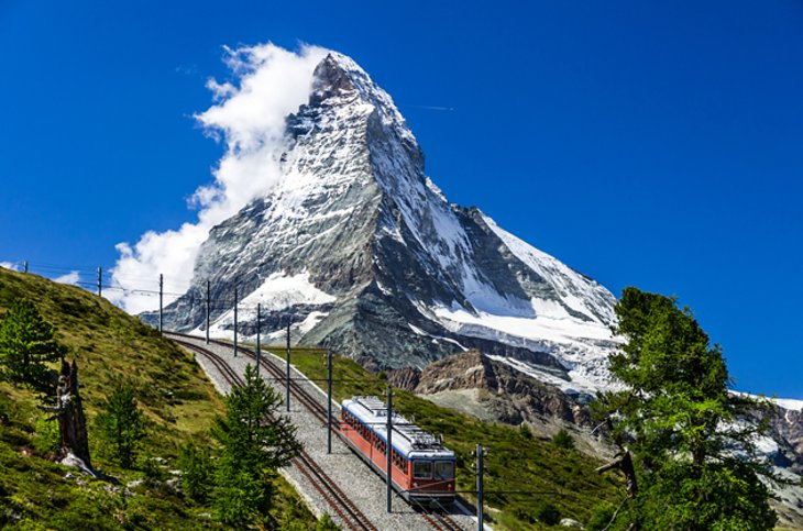 The Gornergrat Railway