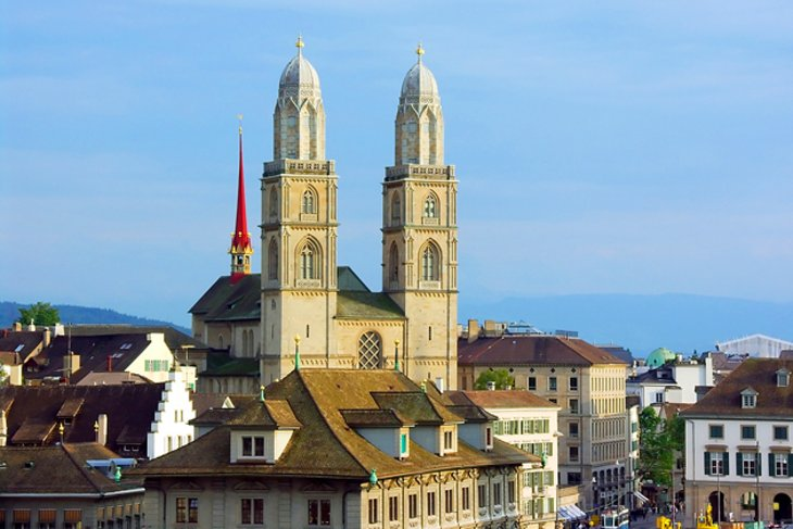 Grossmünster (Great Minster)