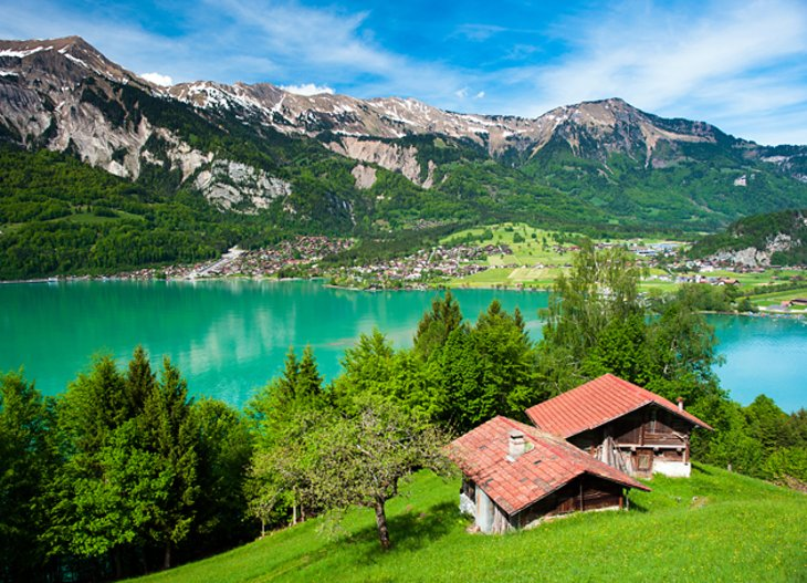 Lake Thun Hotels