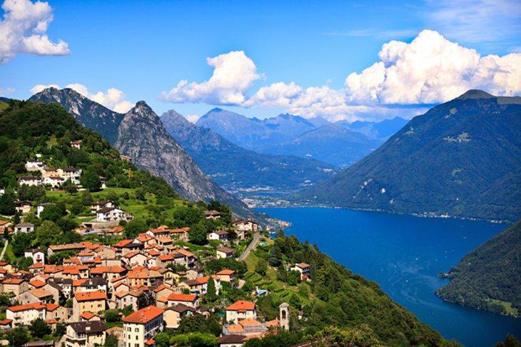 Lugano Ch Ti Luga