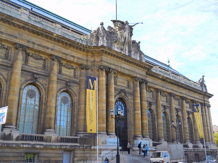 Musee d'Art et d'Histoire (Art and History Museum)