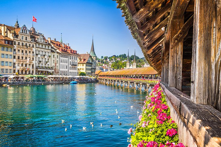 Where To Stay In Lucerne Best Areas Amp Hotels 2018