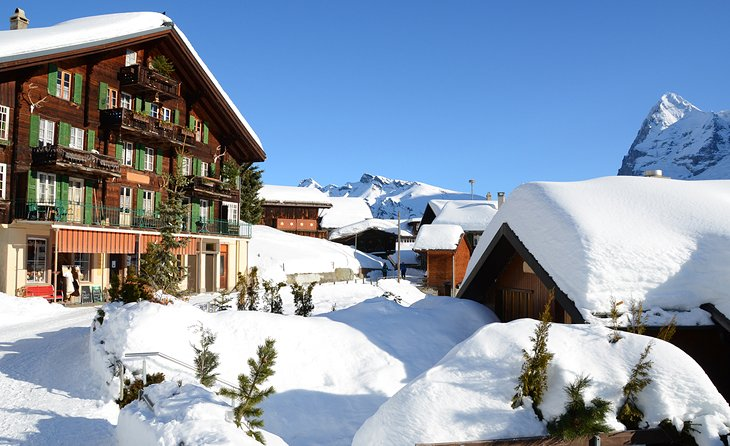 12 Top-Rated Ski Resorts in Switzerland, 2019 | PlanetWare