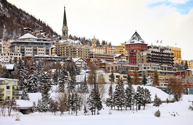 5 Top-rated Tourism Attractions in Switzerland
