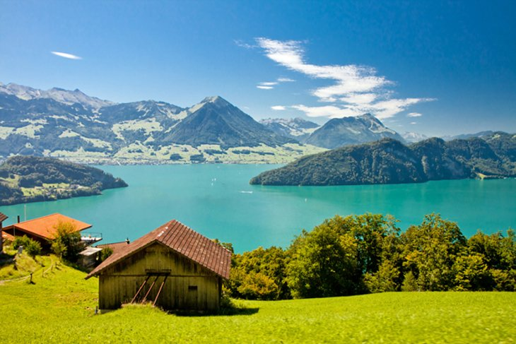 Lake Lucerne - Best Places in Switzerland
