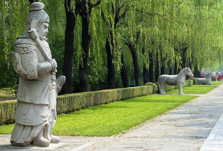 Las tumbas de la dinastía Ming
