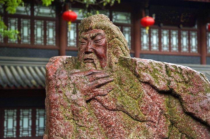 El santuario de Chengdu Wuhou