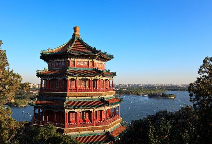 کاخ تابستانی چین