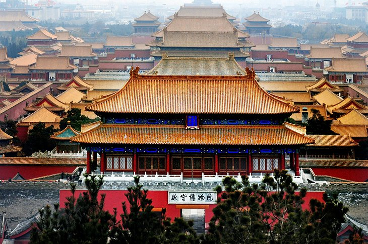 Beijing: Home of the Imperial Palace and Forbidden City