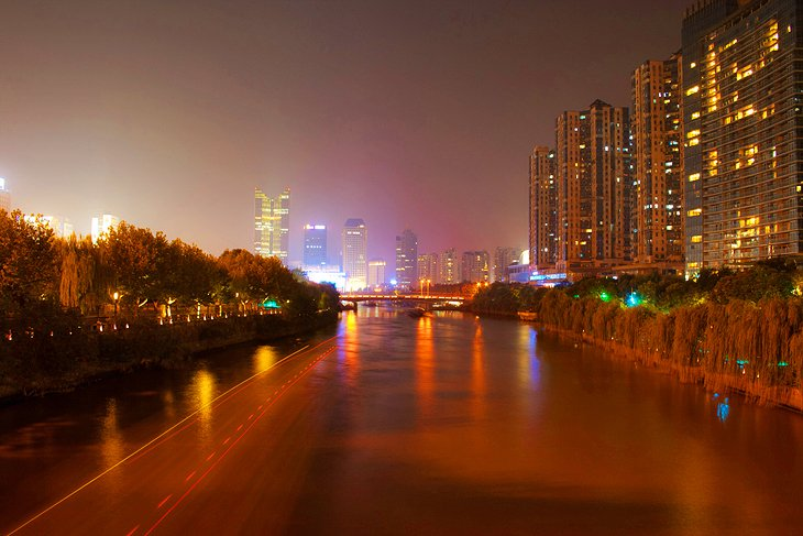 Hangzhou and the Historic Grand Canal