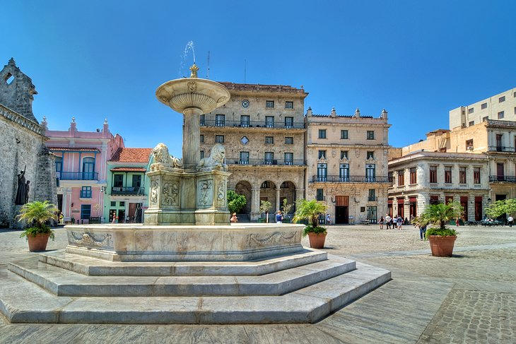 Top places to visit in havana cuba