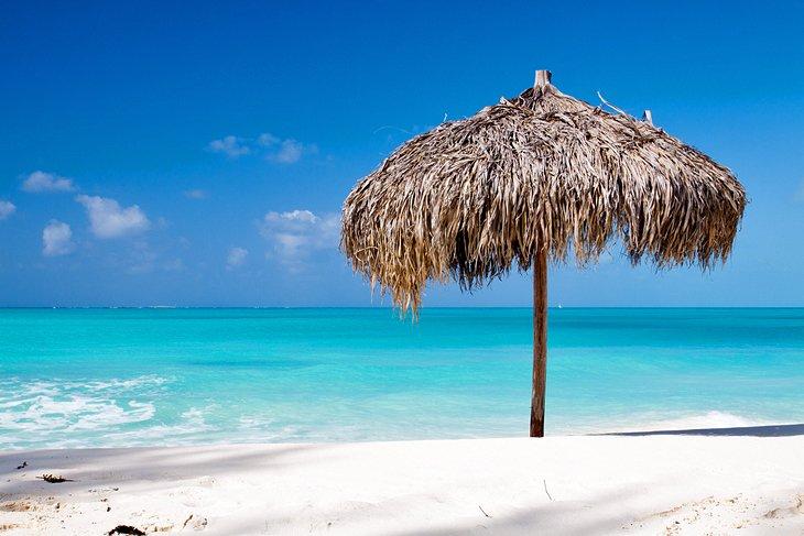 Playa Paraíso, Cayo Largo del Sur