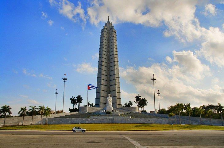 Plaza de la Revolucion (Jose Marti Memorial), Havana