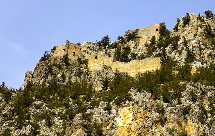 Buffavento Castle