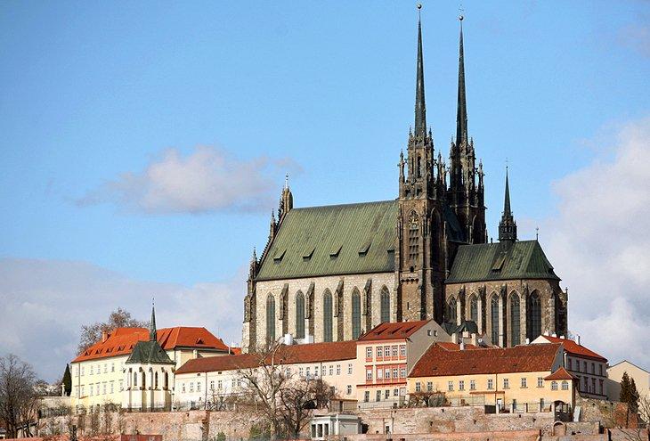 برنو كاتدرائية القديس بطرس وبولس