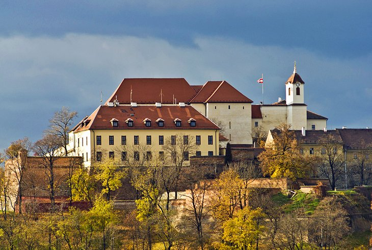 Špilberk Castle and the Brno City Museum