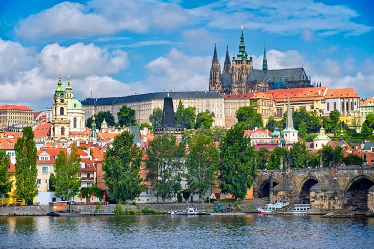 20 TopRated Tourist Attractions in Prague – Prague Tourist Map