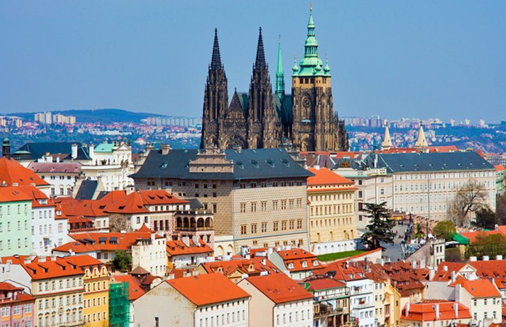 20 TopRated Tourist Attractions in Prague – Tourist Map of Prague