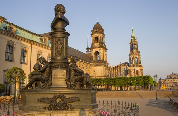 Albertinum and the Dresden State Art Collections
