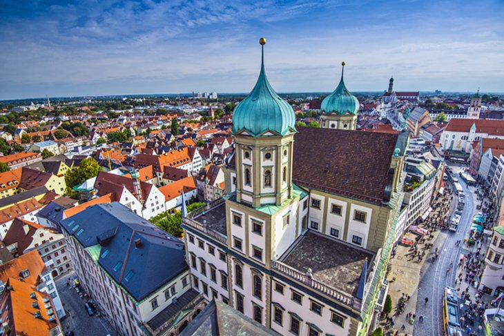 10 TopRated Tourist Attractions in Augsburg PlanetWare