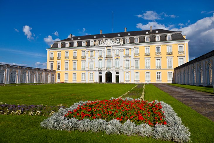 11.Augustusburg and Falkenlust Palaces