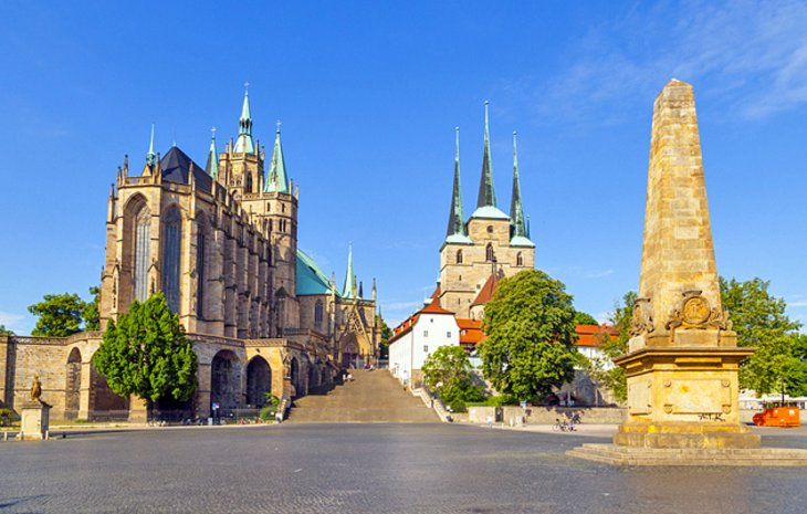 8 top tourist attractions in erfurt easy day trips planetware. Black Bedroom Furniture Sets. Home Design Ideas