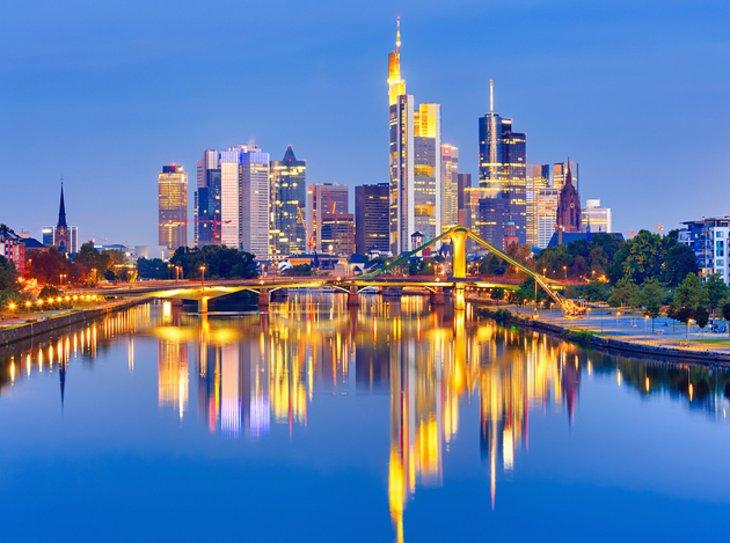 Frankfurt Tourist Info