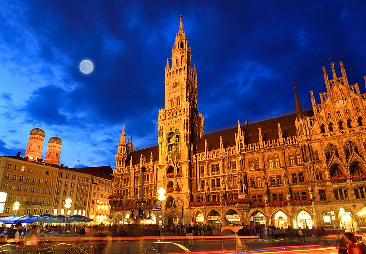 14 TopRated Tourist Attractions in Bavaria – Munich Tourist Map