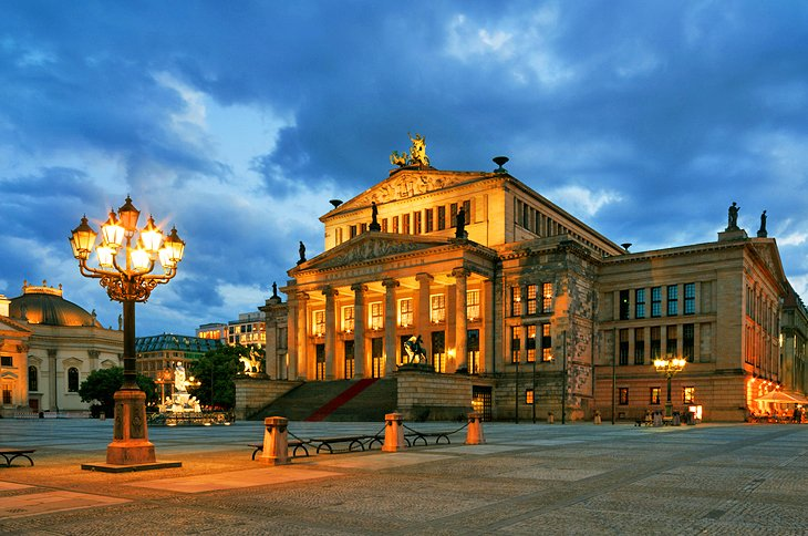 The Gendarmenmarkt