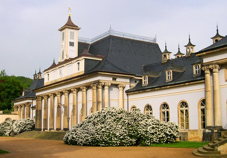 The Pillnitz Palaces