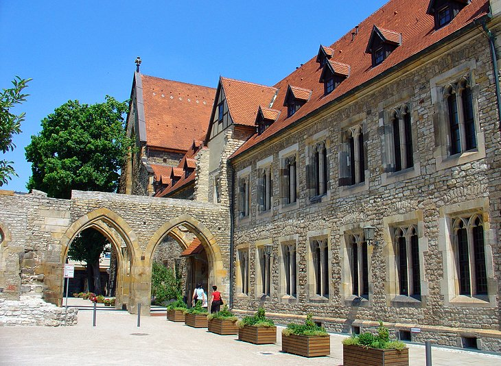 Martin Luther and the Augustinian Monastery
