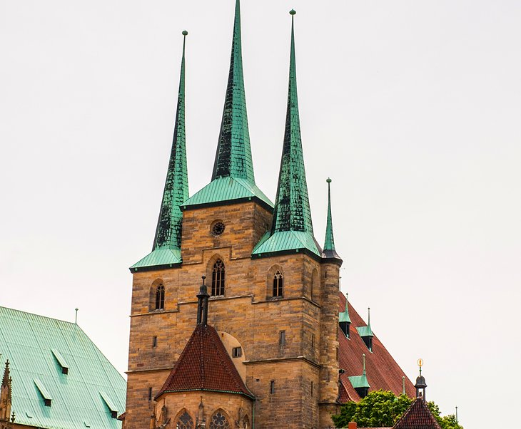 8 Top Tourist Attractions in Erfurt Easy Day Trips PlanetWare